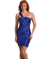 BCBGMAXAZRIA - One Shoulder Bandage Dress