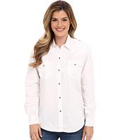 Roper - Solid Poplin L/S Shirt