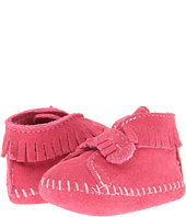 Minnetonka Kids - Front Strap Bootie (Infant/Toddler)