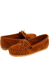 Minnetonka Kids - Kilty Suede Moc (Toddler/Little Kid/Big Kid)