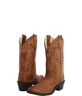 Old West Kids Boots - J Toe Western Boot (Big Kid)