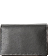 Bosca - Nappa Vitello Collection - Gusseted Card Case