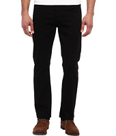 Hudson - Byron Five-Pocket Straight in Jet Black