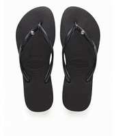 Havaianas - Slim Crystal Glamour SW Flip Flops