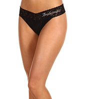 Hanky Panky - Bridesmaid Original Rise Bridal Party Thong