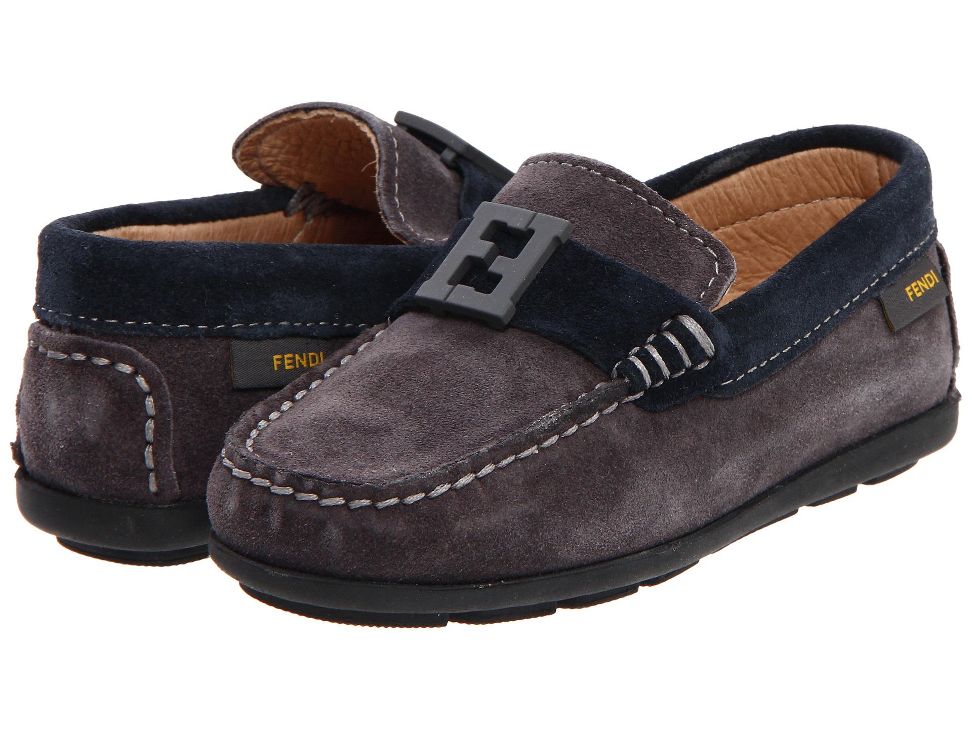 Fendi Kids X4A826 X9615 Boys Shoes (Toddler) $219.99 $429.00 SALE