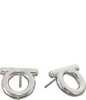 Salvatore Ferragamo - Brand Stud Earrings