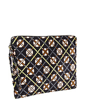 Echo Design - Vintage Geo Dot Velvet Tech Pouch