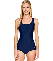 Speedo - Conservative Ultraback One Piece w/ Princess Seam
