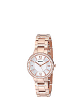 Fossil - ES3284 Virginia Three Hand Stainless Steel Watch