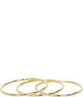 LAUREN Ralph Lauren - 3 Tube Bangle Set