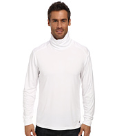 Hot Chillys - Peach Solid Roll T-Neck