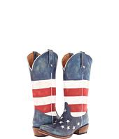 Roper - American Flag Snip Toe
