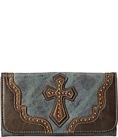 M&F Western - Cross Wallet
