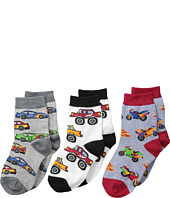 Jefferies Socks - Speedy Triple Treat (Infant/Toddler/Little Kid)