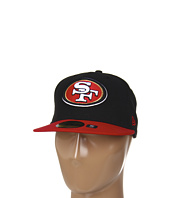 New Era - San Francisco 49ers NFL® Black Team 59FIFTY®