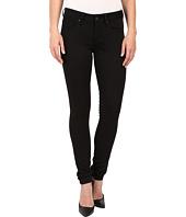 Mavi Jeans - Alexa Mid-Rise Super Skinny in Jet Black