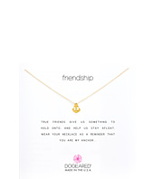 Dogeared - Friendship Anchor Reminder Necklace