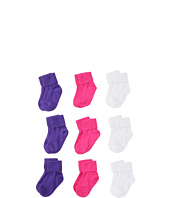 Stride Rite - 9-Pack Comfort Seam Turncuff (Infant/Toddler/Little Kid)