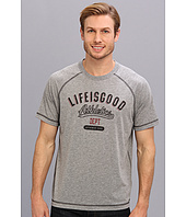 Life is Good - LIG Athletic Dept Tech Tee