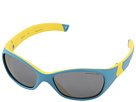 Solan Kids Sunglasses, Blue/Yellow w/ Spectron 3+ Lenses (4-6 Years)