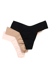 Hanky Panky - BARE® Eve Natural Rise Thong 3-Pack
