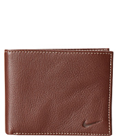 Nike - Pebble Grain Leather Pass Case