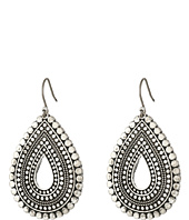 Lucky Brand - Blue Moon Tribal Tear Drop Earrings