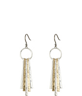 Lucky Brand - Metal Paddle Earring
