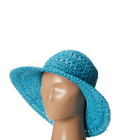 San Diego Hat Company - PBM1022 Medium Brim Crochet Floppy