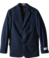 Calvin Klein Kids - Pinstripe Jacket (Big Kids)