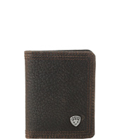 Ariat - Ariat Shield Bi-Fold Wallet