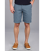 U.S. POLO ASSN. - Flat Front Small Plaid Short