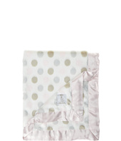 Little Giraffe - Luxe Dot Baby Blanket