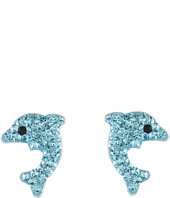 Betsey Johnson - Dolphin Stud Earrings