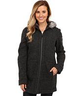 Obermeyer - Ginger Boiled Wool Coat