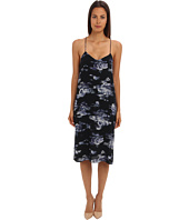 tibi - Floreale Print Slip Dress