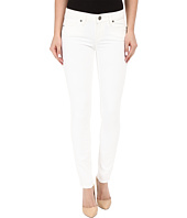 Paige - Skyline Ankle Peg in Optic White
