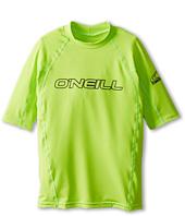O'Neill Kids - Basic Skins S/S Crew (Little Kids/Big Kids)
