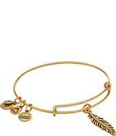 Alex and Ani - Feather Charm Bangle