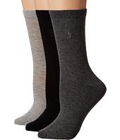 LAUREN Ralph Lauren - Classic Flat Knit Trouser 3 Pack