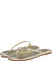 Yosi Samra - Roee Metallic Leather Flip Flop
