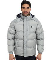 U.S. POLO ASSN. - Classic Short Bubble Coat w/ Small Pony