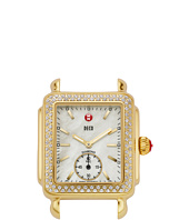 Michele - Deco 16 Diamond Gold Watch Head