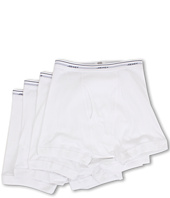 Jockey - Cotton Full-Rise Boxer Brief 4-Pack