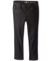 7 For All Mankind Kids - Skinny Jean in Black Black (Little Kids)