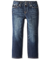 7 For All Mankind Kids - Standard Jean in New York Dark (Toddler)