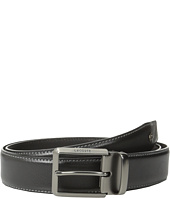 Lacoste - Premium Leather Metal Croc Belt