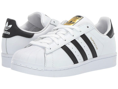 adidas Originals Kids Superstar - Foundation (Big Kid) at ...