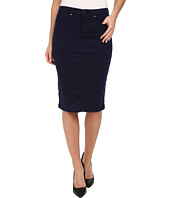 Blank NYC - Navy Blue Pencil Skirt